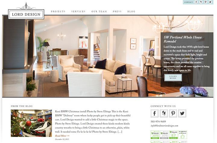 100 interior designer decorator websites portfolio for Interior design website portfolio