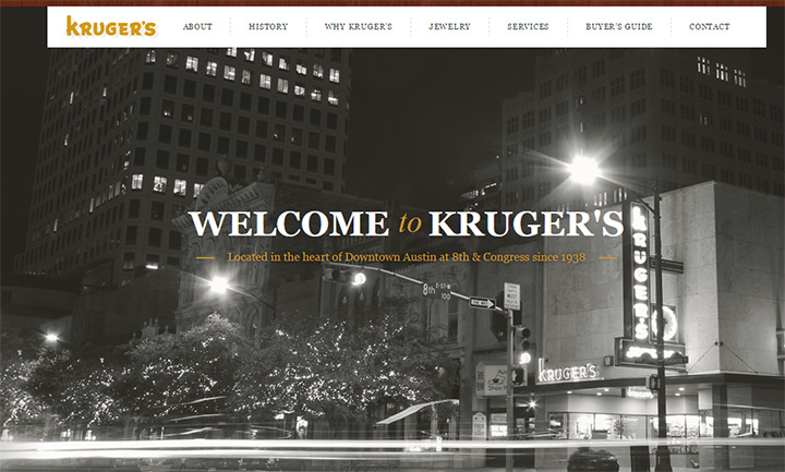 krugers diamond jewelers