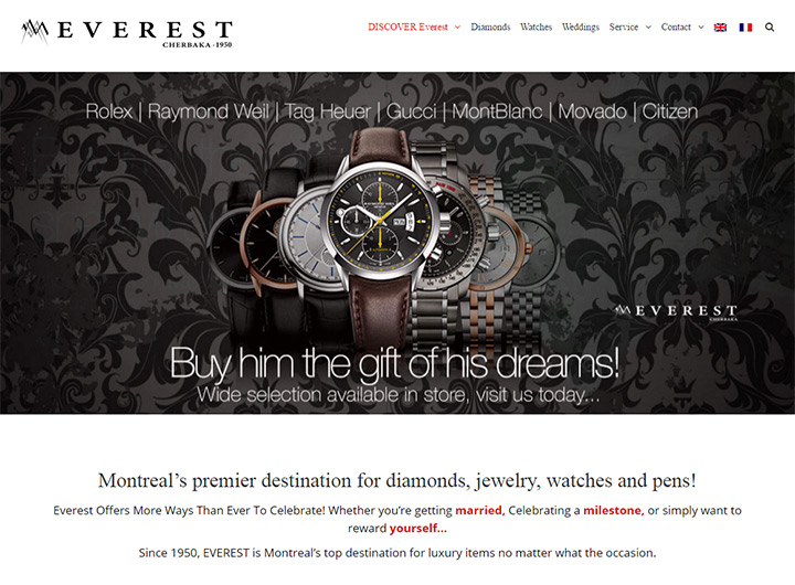 everest jewelers