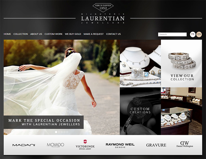 laurentian jewelry