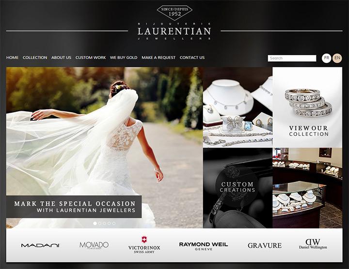100 Jewelry Jeweler Websites For Design Inspiration