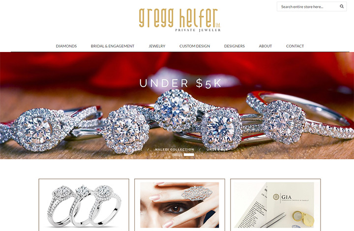 gregg helfer jewelery
