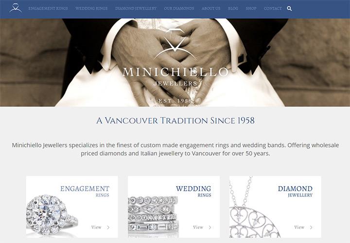 minichiello jewellery