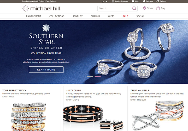 michael hill jewellery