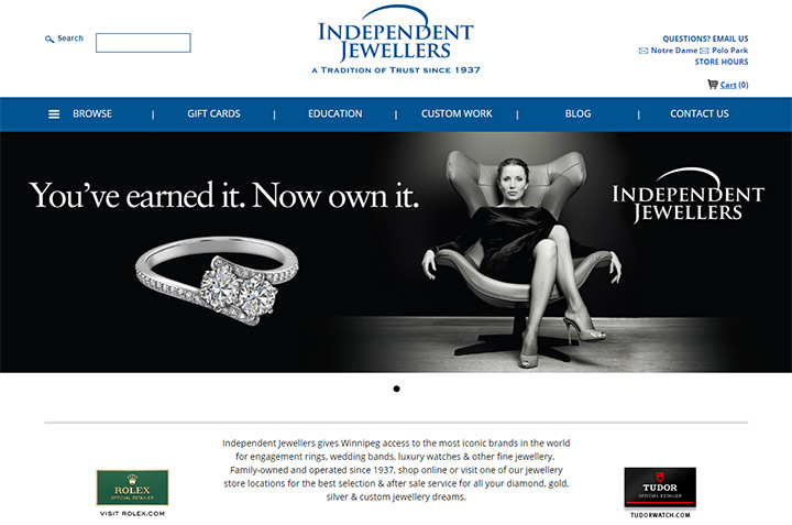 independent jewellers