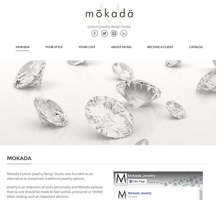 mokada jewellery