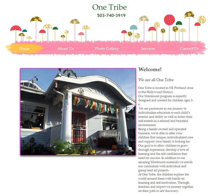 one tribe homeschool
