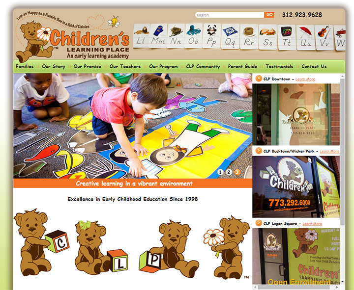 childrens learning place