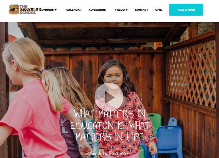 berkley school website