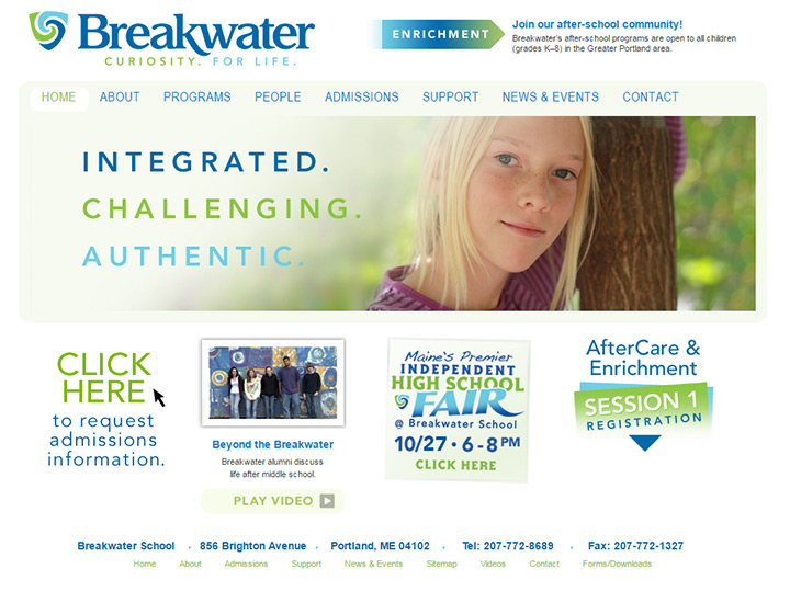 breakwater school