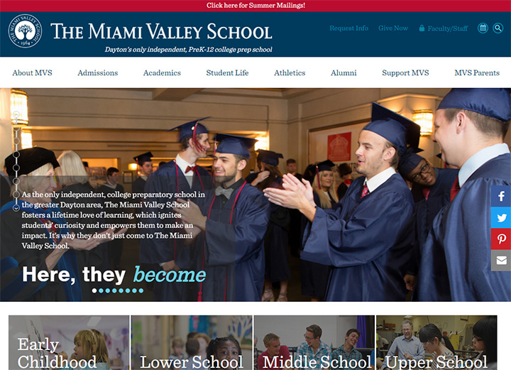 miami valley school