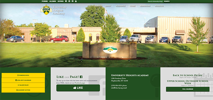 university heights academy