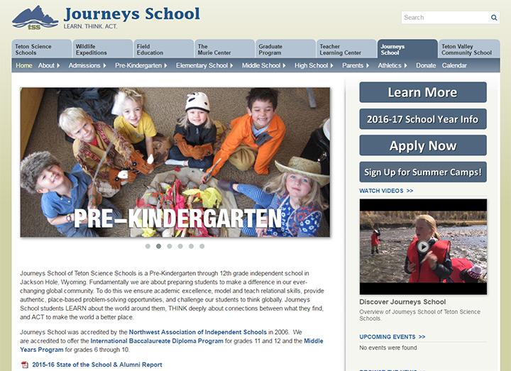 journeys school