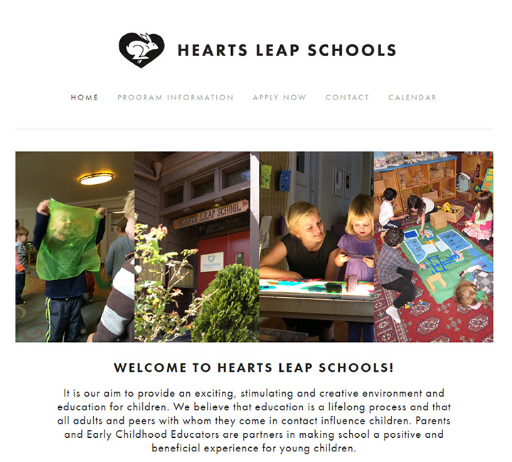 hearts leap school