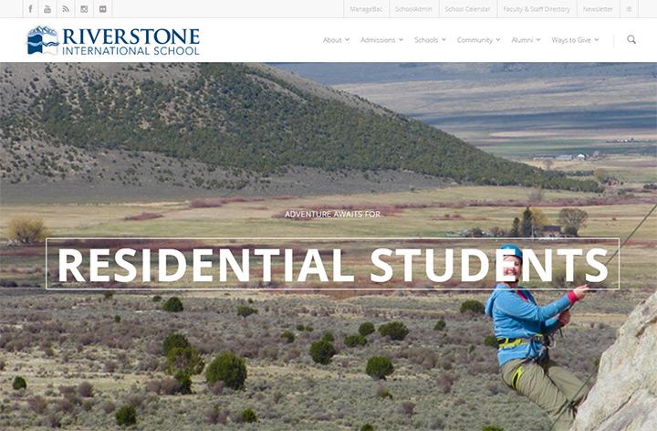 riverstone intl school