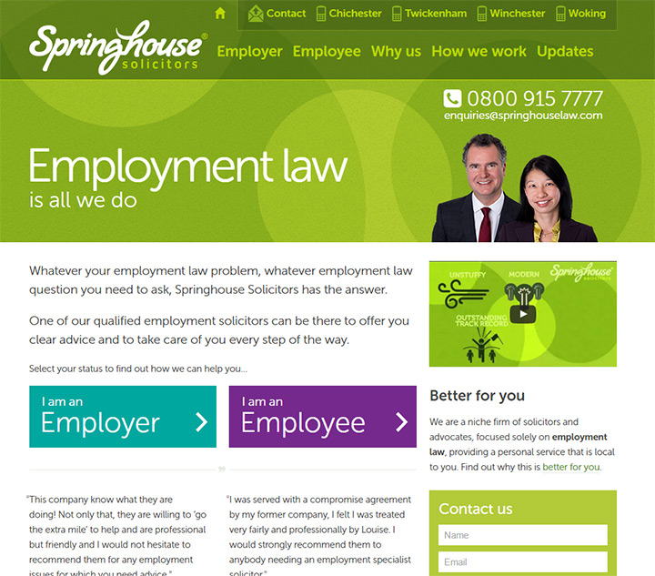 springhouse law firm