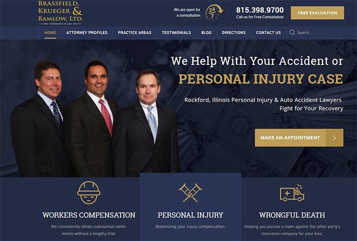 rockford personal injury law