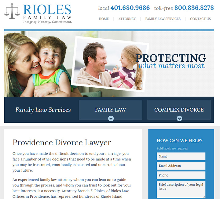 rioles family law firm