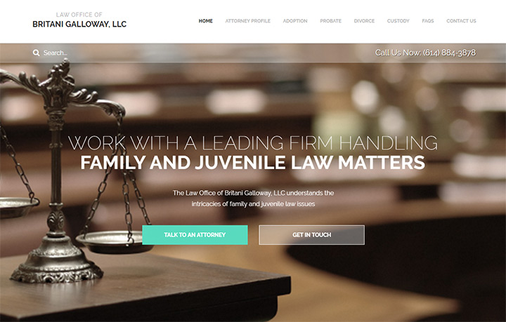 galloway law firm website