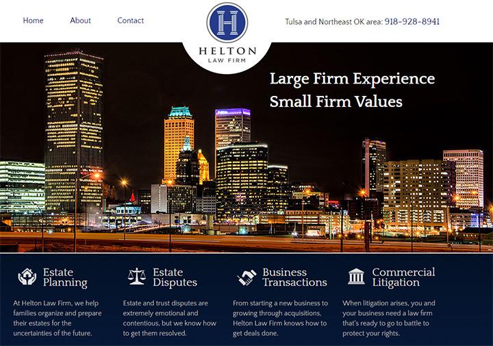helton law website