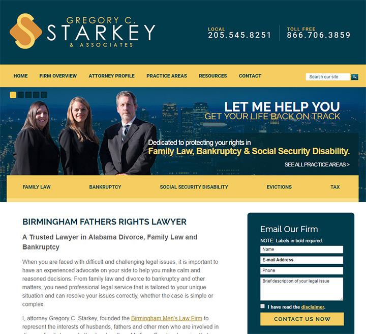 greg starkey law firm