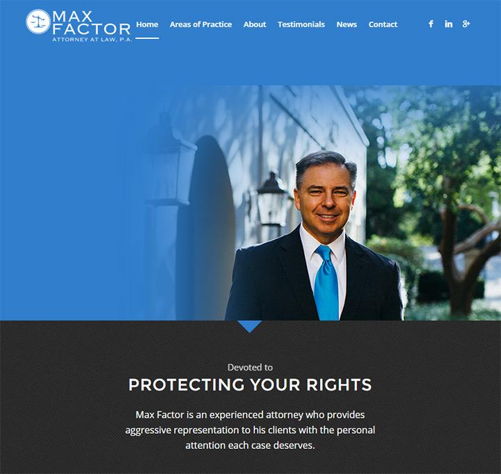 max factor llc attorney