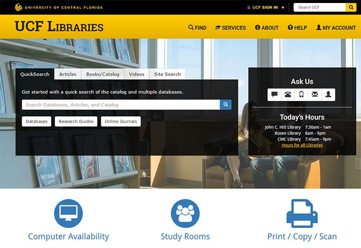 central florida library