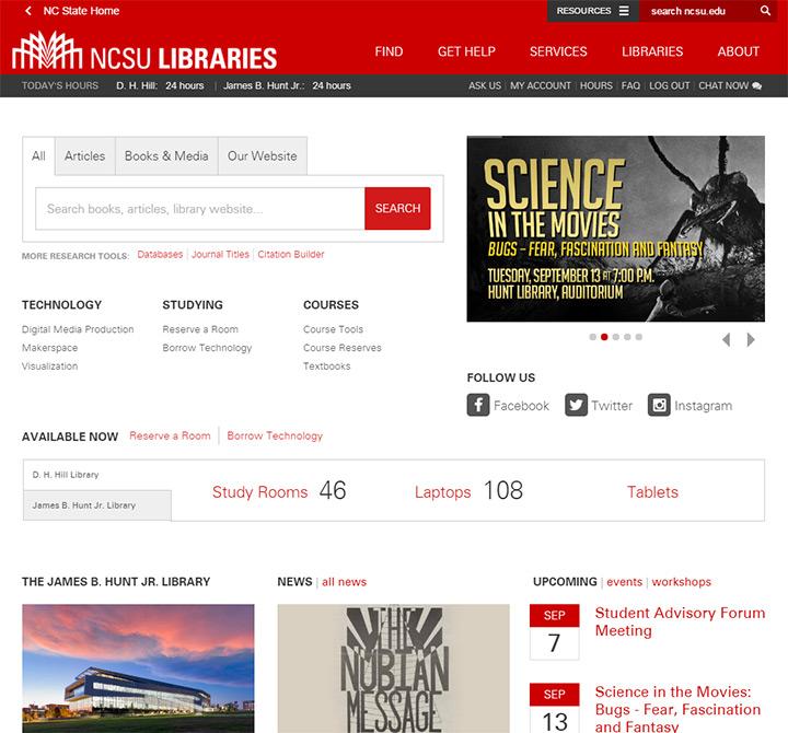 ncsu library