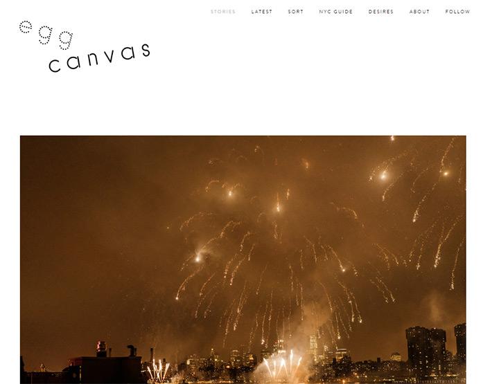 egg canvas blog