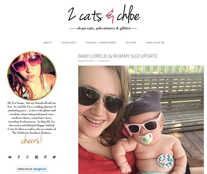 two cats chloe blog