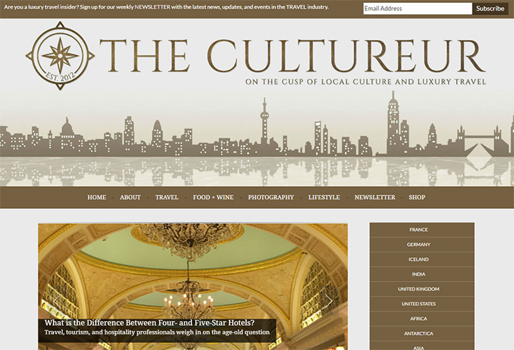 cultureur blog