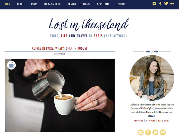 lost in cheeseland blog