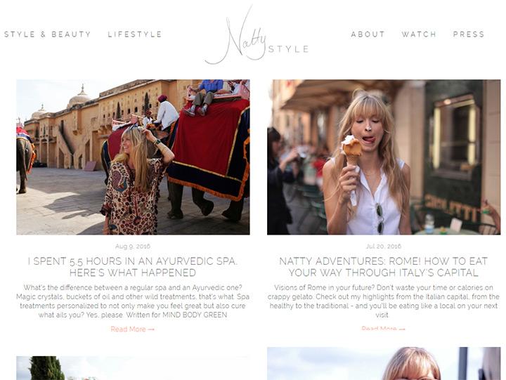 natty style blog