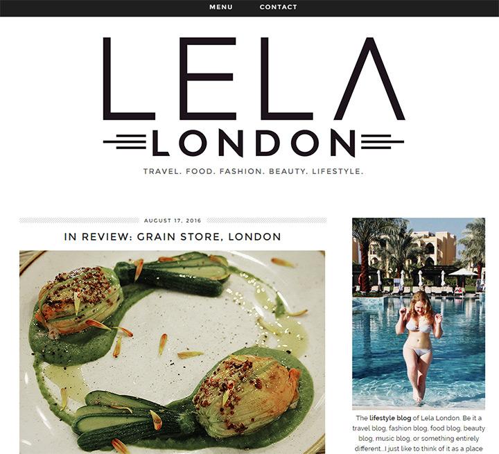 lela london blog
