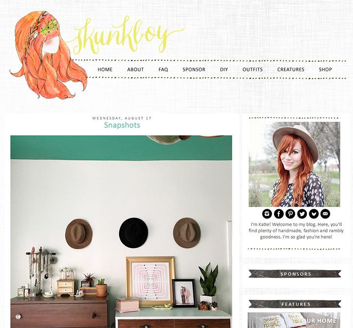 skunkboy blog - Blogs On Design