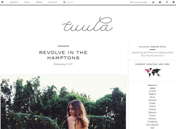 tuula blog