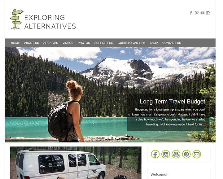 exploring alternatives