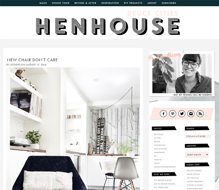 deuce cities henhouse