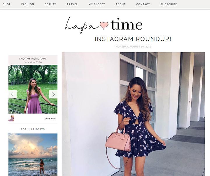 hapa time blog