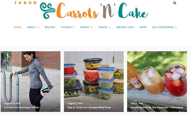 carrots n cake