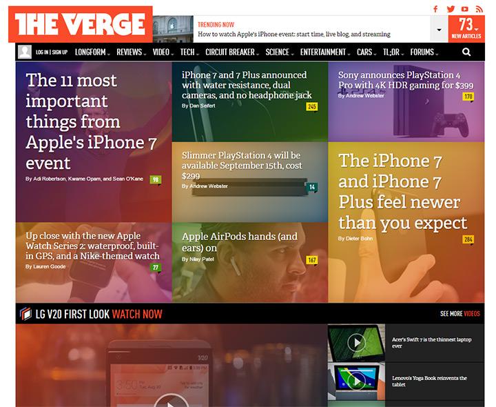 verge blog 2016