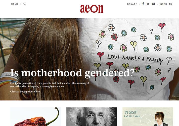 aeon blog