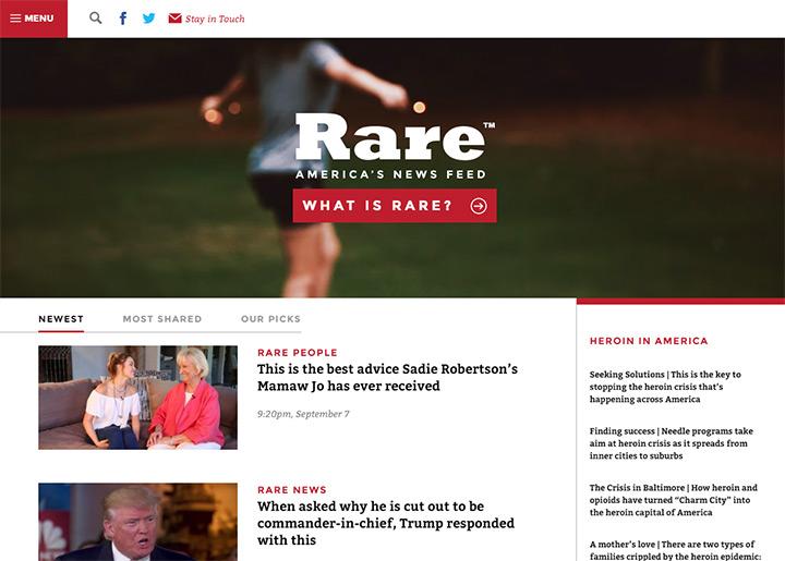 rare us