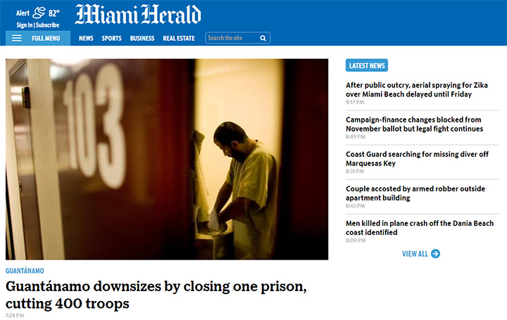 miami herald blog