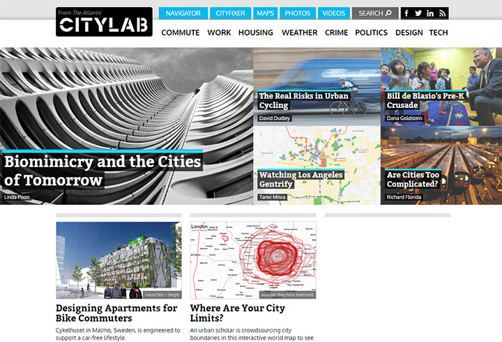 citylab blog