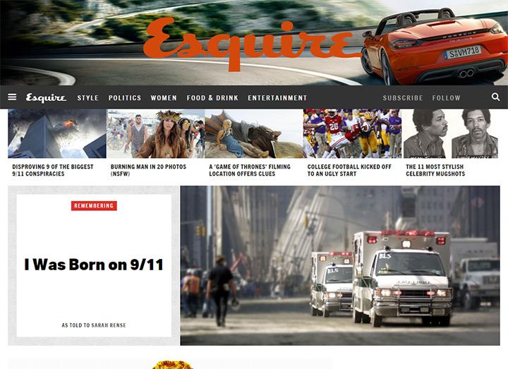 esquire blog