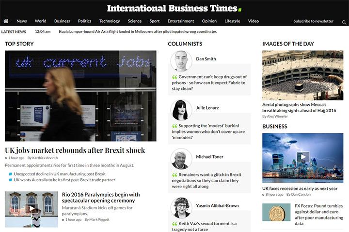 ib times blog