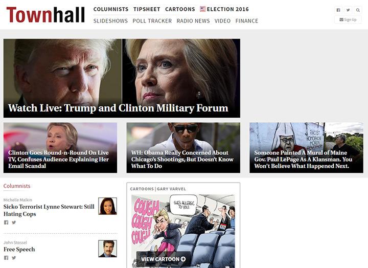 townhall blog