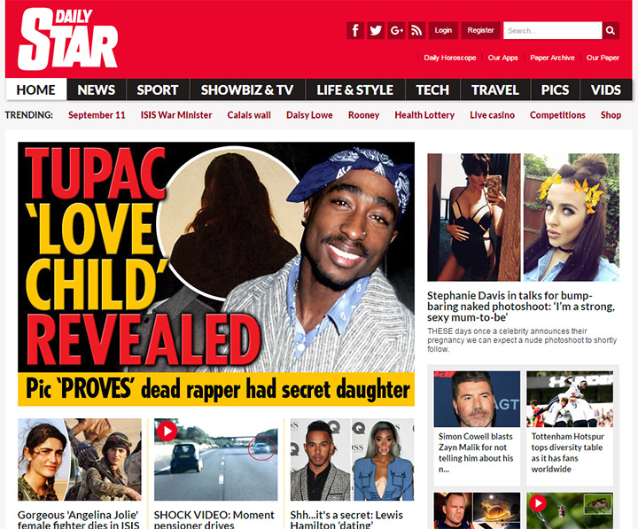 daily star blog