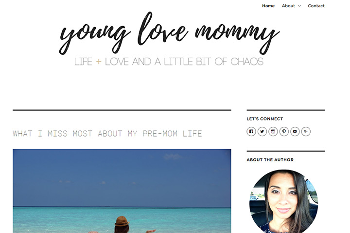 young love mommy blog
